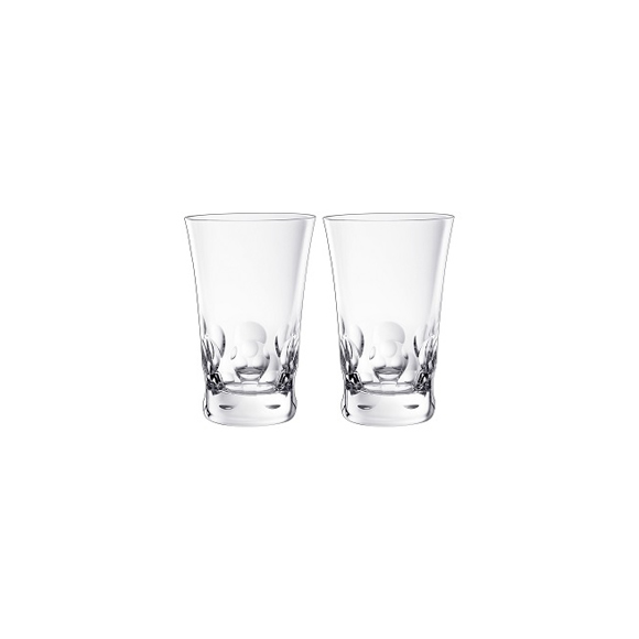 Set di 2 bicchieri highball